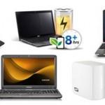 ассортимент ноутбуков